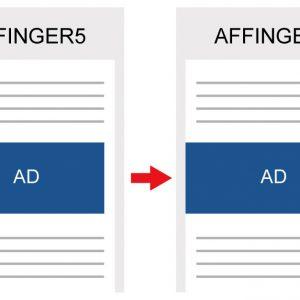 AFFINGER5でAdSenseのレスポンシブ広告を全幅に広げる方法